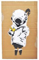 Banksy's Dismaland 'Free Art' –  24 Jun 2021 15:00 BST